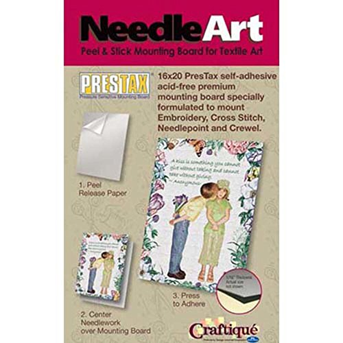 Prestax Self-adhesive Mounting Board 8