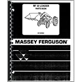 Massey Ferguson 135 Loader Attachment Parts Manual