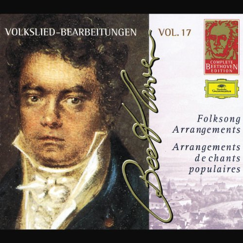Complete Beethoven Edition Vol 1 (Complete Beethoven Edition, Vol. 17: Folksong Arrangements)