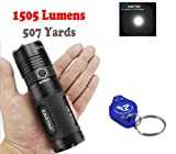 Eagletac SX25L3 Cree XM-L2 U2 Led Flashlight - 1505 Lumens