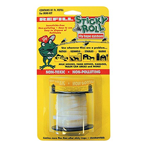Coburn Sticky Roll Fly Tape 81' Minikit Refill