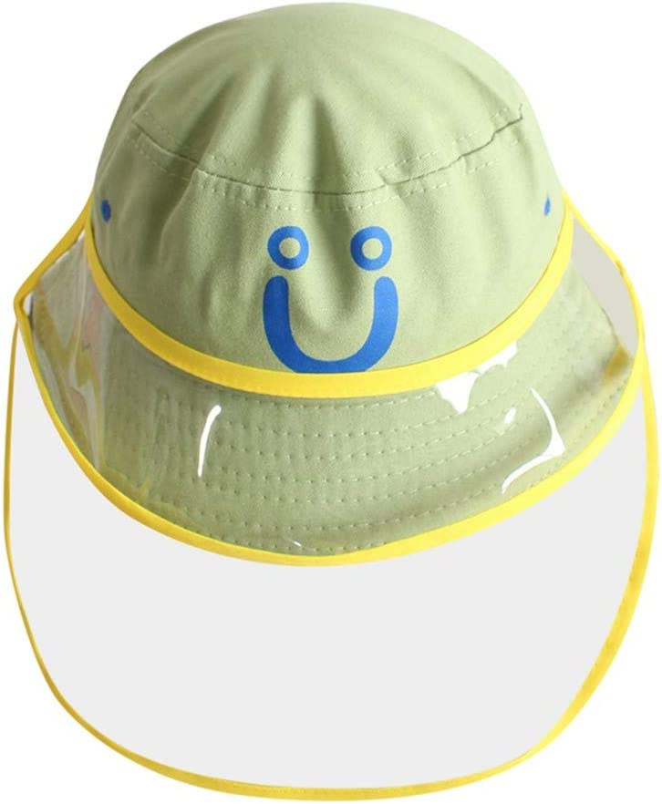 JOMA-E Shop Protective Face Shield Cover Hat,Cotton Sun Hat Full Face Cover Anti Dust Windproof Cap or Women and Men