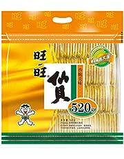 Want Want Senbei Rice Crackers 520g, 520 g