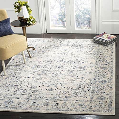 Safavieh Charleston Collection CHL411M Oriental Distressed Non-Shedding Stain Resistant Living Room Bedroom Area Rug