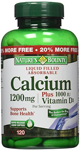 nature bounty calcium - 7