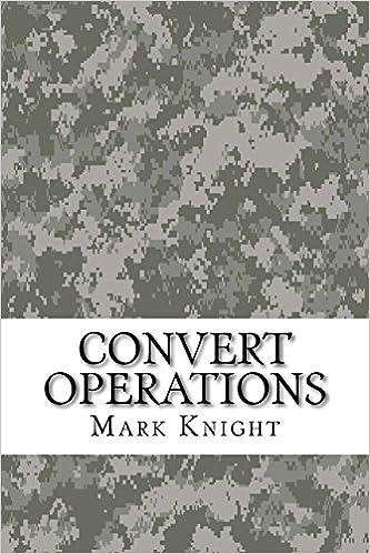 Kindle e-books nuevo lanzamientoConvert Operations 1482625075 (Literatura española) PDF FB2