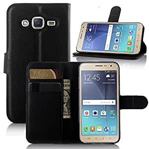 Amazon.com: J2 Case, Samsung Galaxy J2 Case, Demo@ Flip Pu Leather