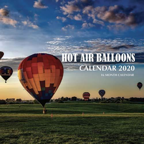 hot air balloon calendar - 3