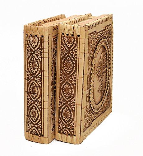 - Book Shaped Birch Bark Box
