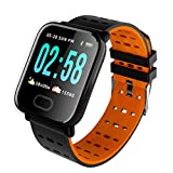 Smartwatch with All-Day Heart Rate and Activity Tracking, Sleep Monitoring, GPS, Ultra-Long Battery