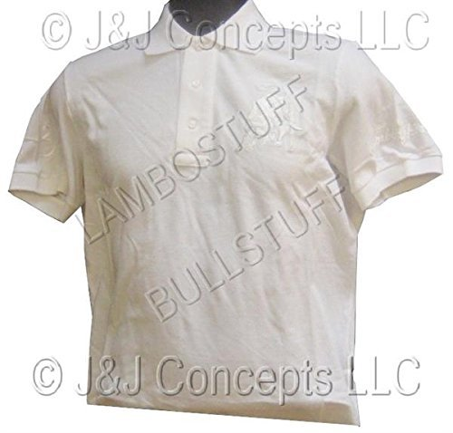 Mens White Hydrogen Polo Short Sleeve Shirt size Small 50/% OFF