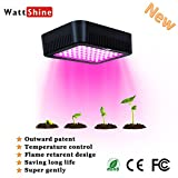 Grow Light 300W LED Full Specturm Hydroponic Panel Flower Indoor Plant Lamps