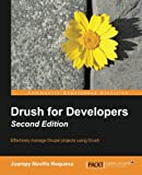 Book cover from Drush for Developers, 2nd Edition by Juampy Novillo Requena