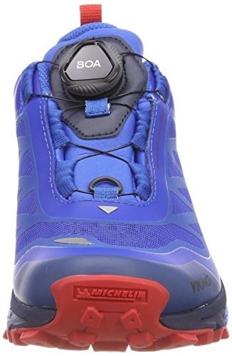 Zapatillas 49 Viking Senderismo Anaconda Boa GTX Light Adulto Unisex Mid de Blue Azul IAxCwqFRnA