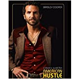 Bradley Cooper in American Hustle as Richie DiMaso Promo 8 x 10 Photo