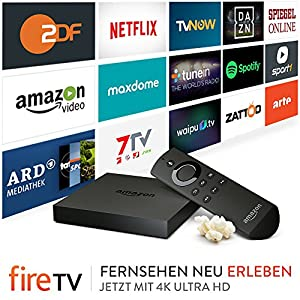 Amazon Fire TV mit 4K Ultra HD