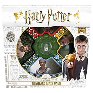 Pressman Harry Potter Tri-Wizard Tournament - Capture The Cup Game