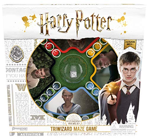 Pressman Harry Potter Tri-Wizard Tournament Game