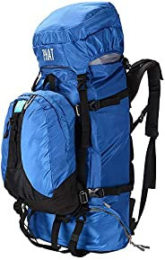 PHAT Hiking Backpack, 70L Lightweight Backpack Water Resistant with Rain Cover Outdoor Hiking Travel Camping D