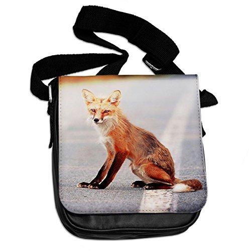 Fox II animale borsa a tracolla 123