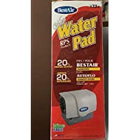 A22-W BestAir White Water Pad By RPS. For BestAir Humidifiers BA200G and AutoFlo Humidificateurs 2500, 200P Peerless Aire 31002 Micro Free (1 Pack, 1 Filter)
