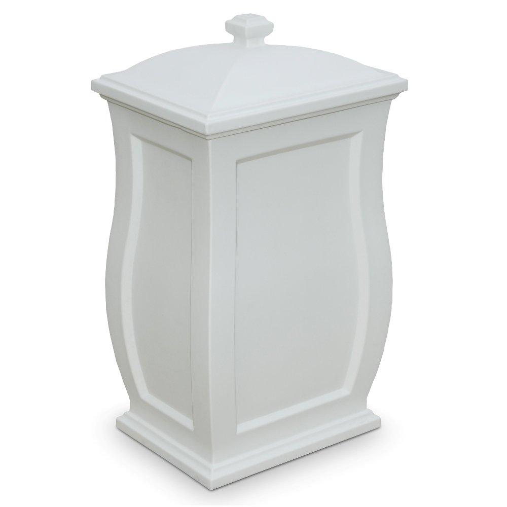 Mayne Mansfield Storage Bin, White Mayne Inc. 5861-W
