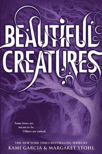 Image result for beautiful creatures book cover