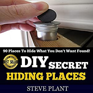 DIY Secret Hiding Places Audiobook