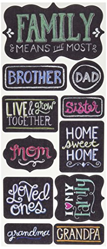 BIG ideas mambiSTICKS Stickers Family