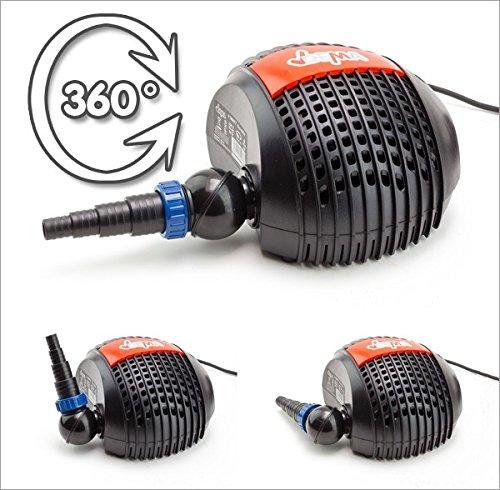 Original DEMA Teichfilterpumpe Eco 8500
