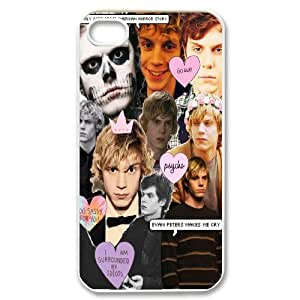 Steve-Brady Phone case American Horror Story TV Show For Iphone 4 4S case cover Pattern-14 by runtopwell