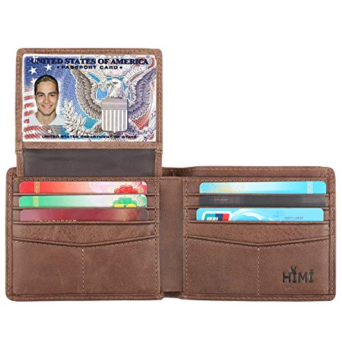 HIMI Genuine Leather Wallet
