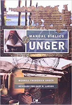 Manual Bíblico UNGER - Brochura