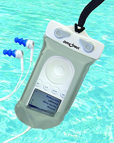 DRY PAK DP-MP31 Waterproof Mp3 Case with Earbuds