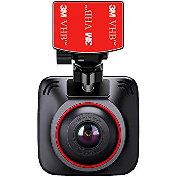 "BC Master Dash Cam, 1080P Car Dashboard Camera Recorder with 170° Wide Angle Sony Sensor, Extra 2 USB Car Charger, G-Sensor, Loop Recording, Night Vision, 2.0"" LCD"