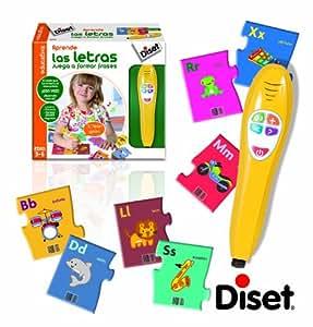 Diset 63792 - Aprende Las Letras Y A Formar Frases
