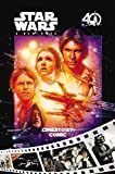 Star Wars: A New Hope Cinestory Comic: 40th Anniversary Edition