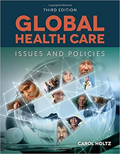 Global Healthcare: Issues And Policies