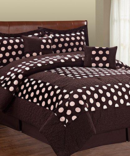 Serenta Piece Coffee Comforter Silver