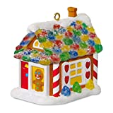 Hallmark 2016 Christmas Ornaments Mini Sweet Little Mouse House