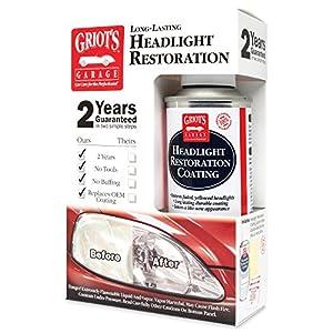 Griot's Garage 11409 Headlight Restoration Kit