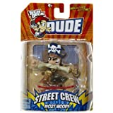 Tech Deck Dude Ridiculously Awesome Street Crew: #027 Woody by Tech Deck