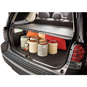 ford escape 2010 2012 cargo security shade med charcoal automotive. Black Bedroom Furniture Sets. Home Design Ideas