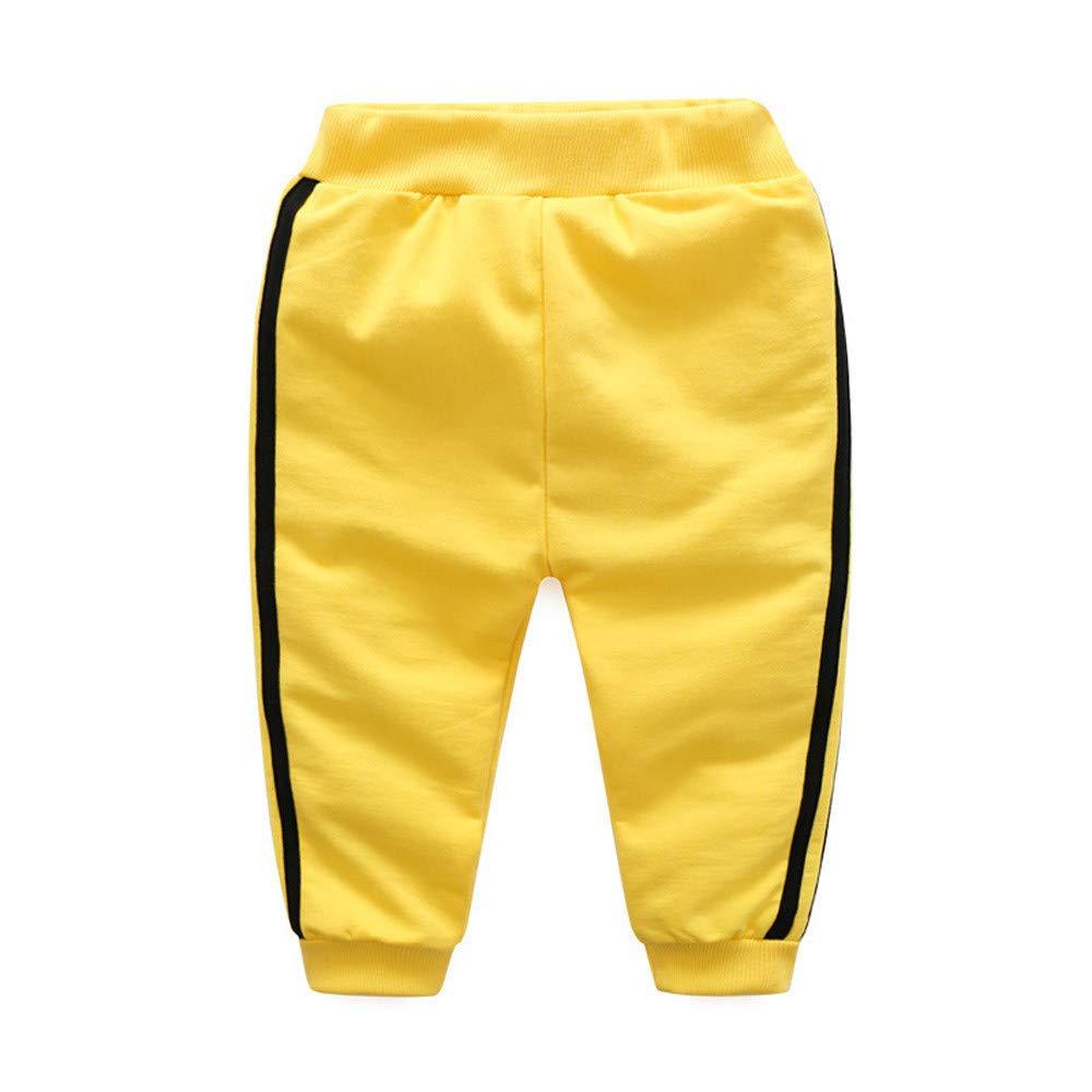 Pantalones Traje ni/ño Ropa Conjuntos Yahoo Ropa para ni/ños Conjuntos de Ropa para beb/és ni/ño Mangas largas de beb/é reci/én Nacido s/ólido Cremallera Chaqueta