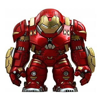 Hulkbuster Vinyl Collectible by Hot Toys Avengers: Age of Ultron Cosbaby Series 1.5