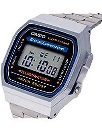Men's Vintage A168WA-1 Electro Luminescence Watch