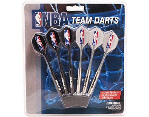 Imperial NBA Los Angeles Clippers Darts & Flights by Imperial