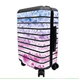 MightySkins Skin for Away The Carry-On Suitcase - Candy Clouds Protective, Durable, and Unique Vinyl Decal wrap Cover | Easy to Apply, Remove, and Change Styles | Made in The USA