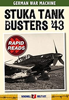 Stuka Tank Busters 1943 (Rapid Reads) by [Ward, John]