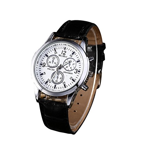 Men Women's Analog Quartz Watch,ODGear Ladies Cheap On Clearance Wrist Watch NW21
